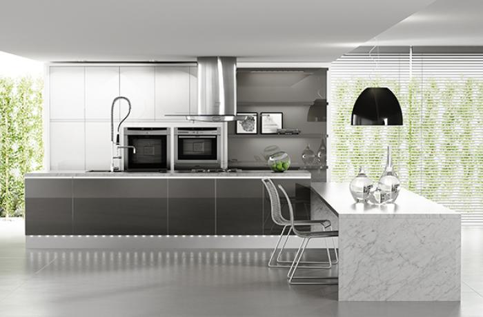 cuisines teissa. Black Bedroom Furniture Sets. Home Design Ideas