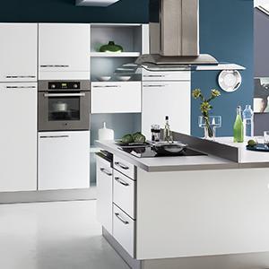 cuisine teissa gallery of cuisine noire avec table et. Black Bedroom Furniture Sets. Home Design Ideas